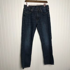 Lucky Brand Men's Dark Wash Athletic Fit Jeans
